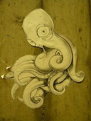 sketch(0.0), figure drawing(0.0), octopus(1.0), drawing(1.0), illustration(1.0),