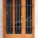 Modern door, la Bisbal d'Emporda, Catalunya, Spain by cocoi_m