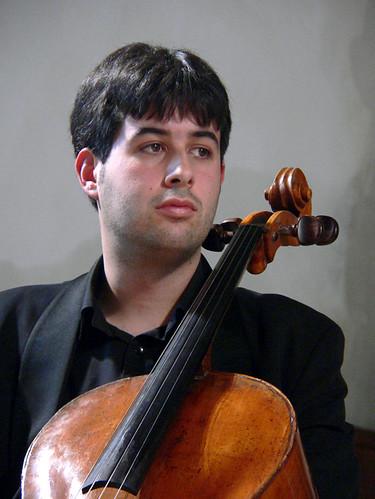 DUO ACCELLO - JAIME PUERTA (VIOLONCELLO)