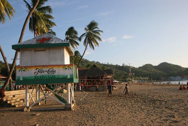 San Juan del Sur, Main beach
