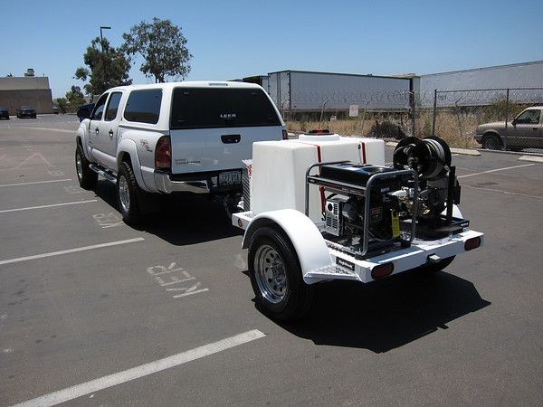 5800 compact pro mobile auto detailing trailer flickr