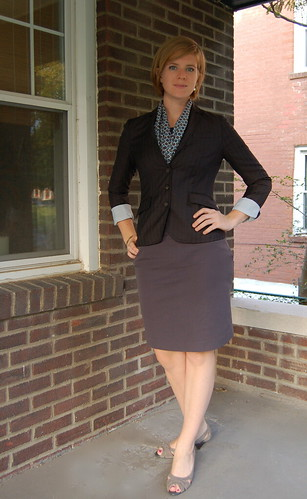 Teacher Interview Outfit