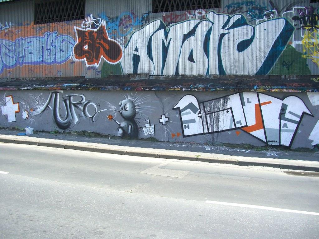 graffiti | krakow 2007