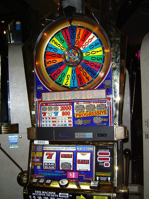 Wheel Of Fortune Slot Machine Online