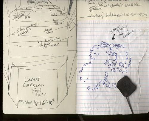 Sketchbook:Grease Patterns