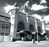 Bahnhofsportal