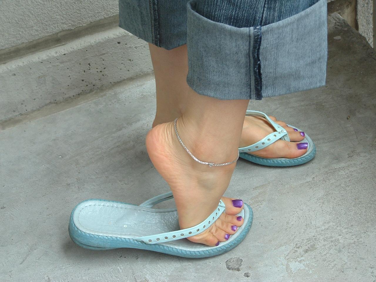 Cute Feet Teen 113