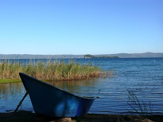 Lago di Bolsena, Gradoli lago