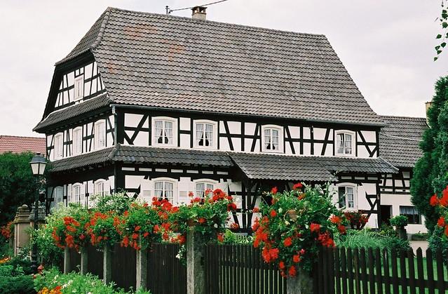 Alsace - Hunspach