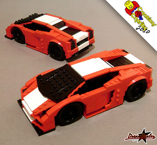 Lamborghini Gallardo 2G (Creations for Charity 2010)