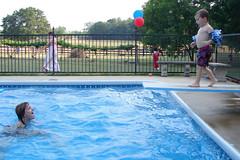 party dive