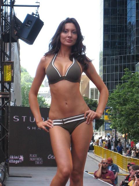 Montreal Fashion & Design Festival - Bikini Village Swimsuit Show