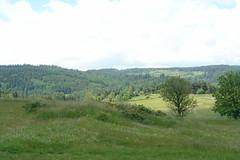 View near Auroux