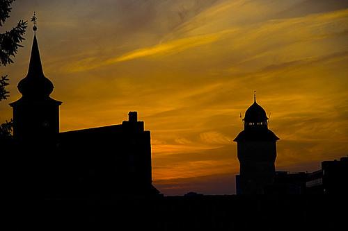 sunset denmark oneofakind solnedgang nykøbing flickrelite