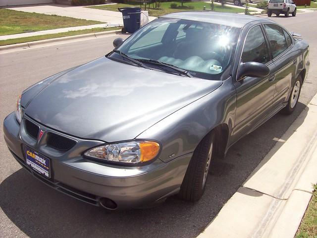 2005 V6 Pontiac Grand Am
