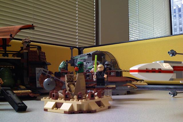 LEGO Sarlacc Pit | Flickr - Photo Sharing!