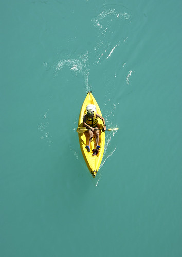 Kajaking On Amazing Waters