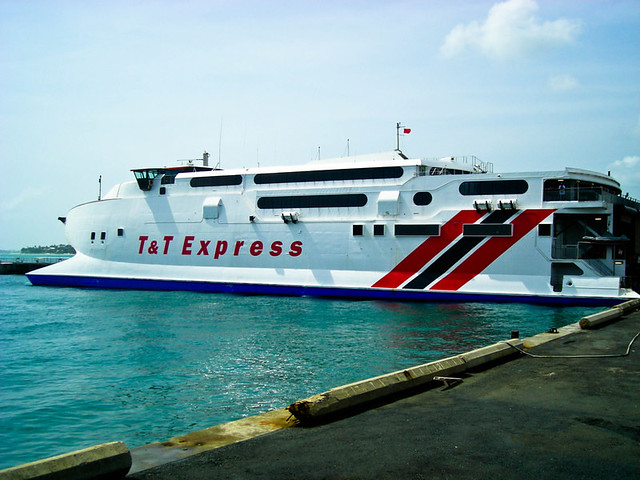 Image Library: Vessel Exteriors | Page 5 | Austal: Corporate |Trinidad And Tobago Ferries