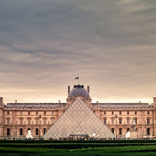France / Paris / Louvre