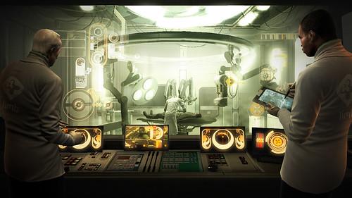 Deus Ex : Human Revolution au Paris Games Week