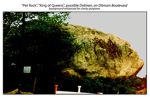 skulls kingofqueens dolmen elongated petrock elongatedskulls kingofqueensonditmars petrockqueens