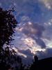 late october sky