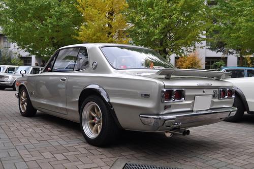 1970-1972 NISSAN SKYLINE GT-R (KPGC10)