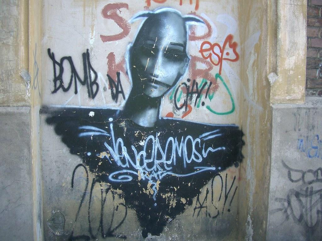 graffiti | bomb da city | krakow 2007