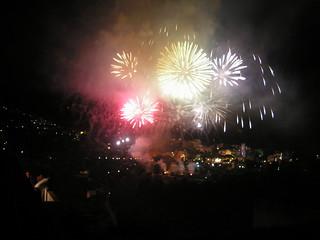 Fireworks for S. Pantaleone (5)