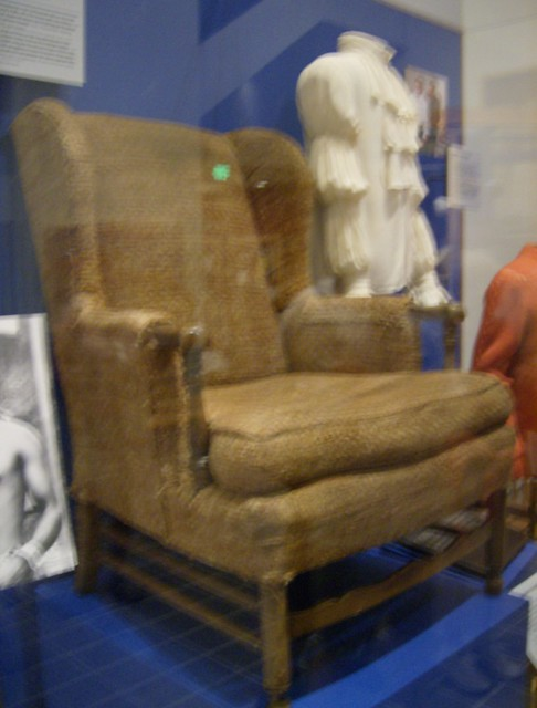 Archie Bunker S Chair The Quot Puffy Shirt Quot From S Flickr