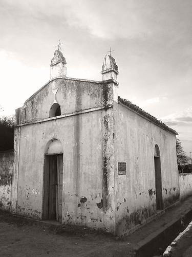 Igreja em São Desidêrio - Barreiras - Bahia by Saulo Mendonça