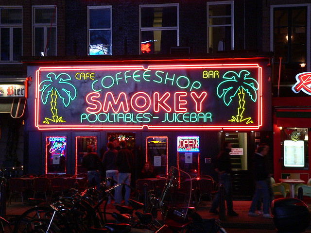 Amsterdam - Coffee Shop