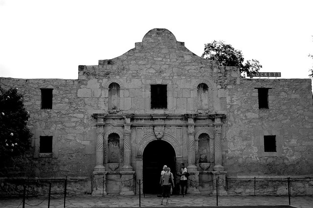 the alamo flickr photo sharing
