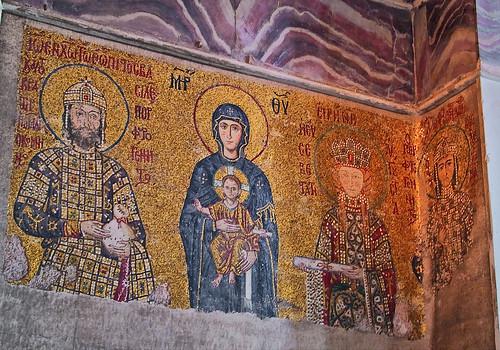Hagia Sophia Church / Museum