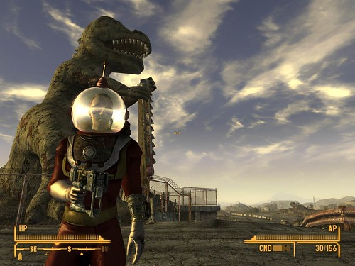 Fallout: New Vegas is awesome