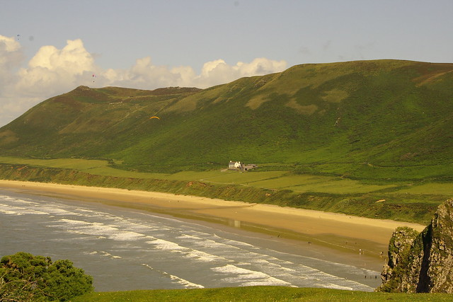 Beaches in the UK - Flickr CC netlancer2006