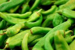 pea(0.0), plant(0.0), snap pea(0.0), fruit(0.0), dish(0.0), common bean(0.0), crop(0.0), vegetable(1.0), serrano pepper(1.0), bird's eye chili(1.0), produce(1.0), edamame(1.0), food(1.0),