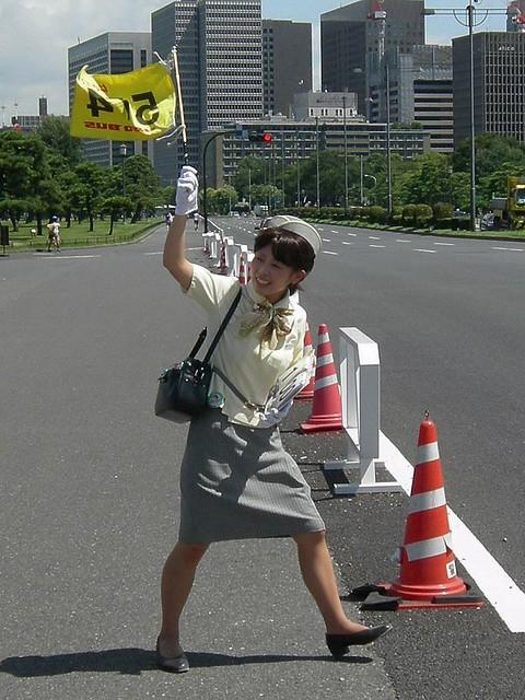 I giapponesi e le divise