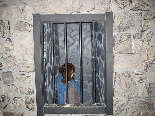 Jail Cell for Witches