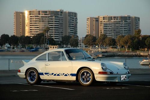 1973 911 RS Porsche