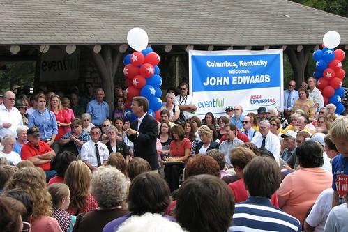 What do u know about John Edward ?