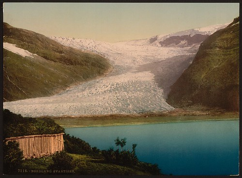 [Svartisen, Nordland, Norway] (LOC)