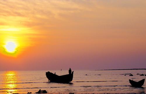 st sunrise island martins bangladesh bayofbengal dhun sajan164 bansuriflute gujratibhajan prasadbhandarkar