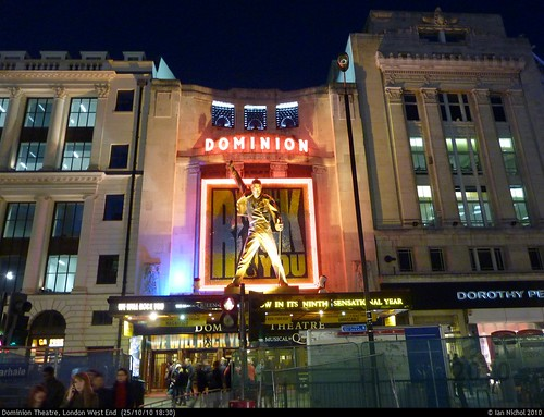 Dominion Theatre, London West End