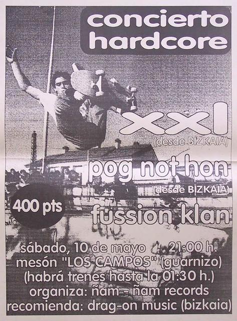 XXL+Pog Not Hon+Fussion Klan