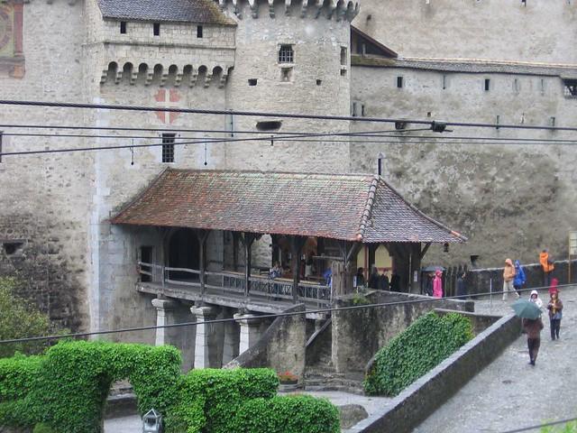 Chateau De Chillon Switzerland Flickr Photo Sharing