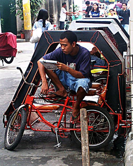 The Best Movie Fight Scenes: Pedicab driver (1989) Sammo