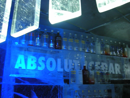 absolute ice bar in shanghai