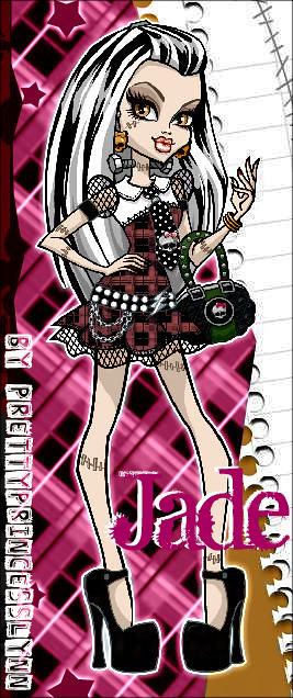 Bratz Rock Angelz Jade (Monster High Version) | Flickr ...