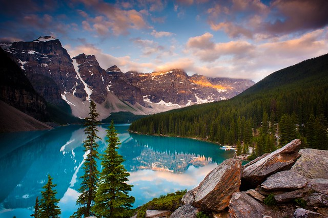 """Moraine Lake"" Photography ~ Private Photo Workshop ~ Landscape ~ Canada"